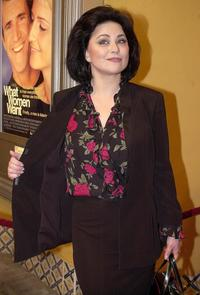 Delta Burke at the Los Angeles premiere of