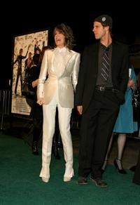 Diane Keaton at the premiere of
