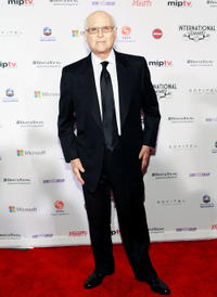 Norman Lear at the 40th International Emmy Awards.