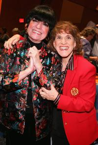 Joanne Worley and Ruth Buzzi at the Mohegan Sun 10th Anniversary celebration.
