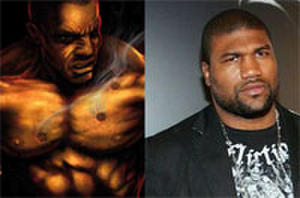 'Rampage' Jackson In Talks For 'Luke Cage'