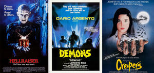 Wild '80s Euro-Horror That Pushed the Envelope