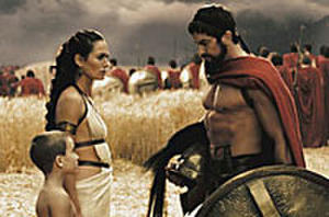 '300: Battle of Artemisia' Includes Small Roles for Gerard Butler and Lena Headey