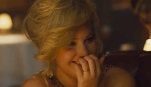 What Can't Jennifer Lawrence Get Enough of in This New 'American Hustle' Clip?