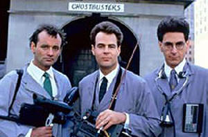 Day 22: 'Ghostbusters'