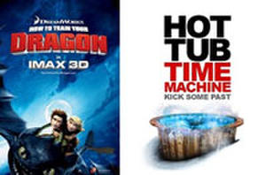 Box Office: Who Will Win the Weekend? Dragons, Cusack or Alice?