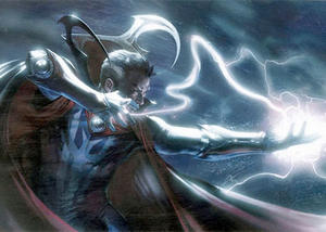 Marvel Meets with Four Filmmakers for 'Doctor Strange' Movie