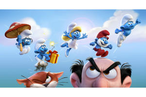 News Briefs: First Look at 'Get Smurfy'; 'Spider-Man' Casting Speculation Continues