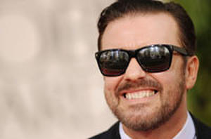 Ricky Gervais Invited to Host The Golden Globes Again?