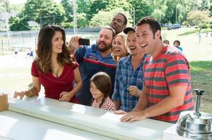 Adam Sandler, 'Grown Ups 2' Lead Razzie Nominations
