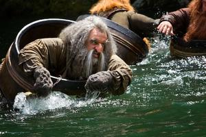 10 Things We Learned on the Set of 'Desolation of Smaug'