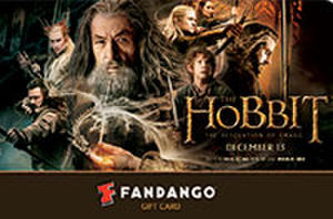 Enter for a Chance to Win a $75 Limited Edition Fandango 'Hobbit' Gift Card