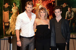 'Hunger Games: Catching Fire' Launches National Victory Tour