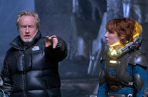 Ridley Scott Has Choice Words for MPAA, Concerns for 'Prometheus'