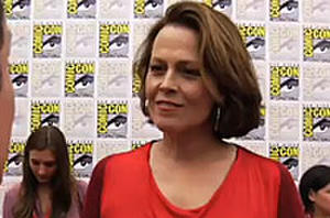 Exclusive Video Interviews: Sigourney Weaver and 'Paul' Cast
