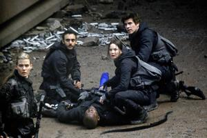 Watch: 'The Hunger Games: Mockingjay - Part 1' Trailer Turns Katniss into a Weapon