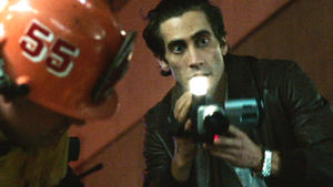 'Nightcrawler' Exclusive Poster and TV Spot: Jake Gyllenhaal Is Totally Watching You