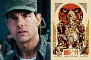 Tom Cruise Officially Joins 'The Mummy'
