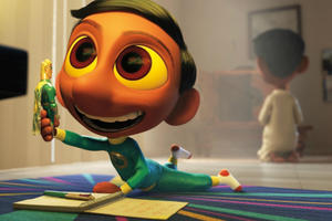 News Briefs: First Look at Pixar Short 'Sanjay's Super Team'; Rachel McAdams Rumored for 'Doctor Strange'