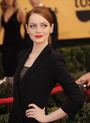Red Carpet Looks: Emma Stone