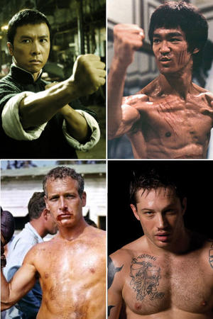 The Ultimate Movie Fighters