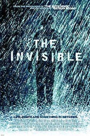 """Poster art for """"The Invisible."""""""