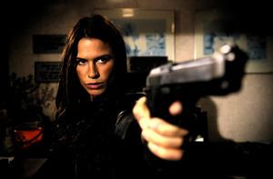 """Rhona Mitra in """"Skinwalkers."""""""