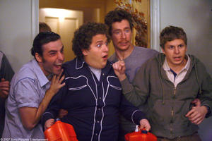 """Jonah Hill and Michael Cera in """"Superbad."""""""