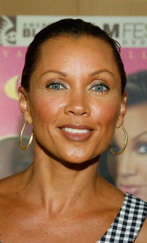 "Actress Vanessa Williams at the L.A. premiere of ""And Then Came Love."""