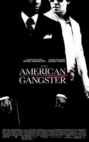 "Poster art for ""American Gangster."""