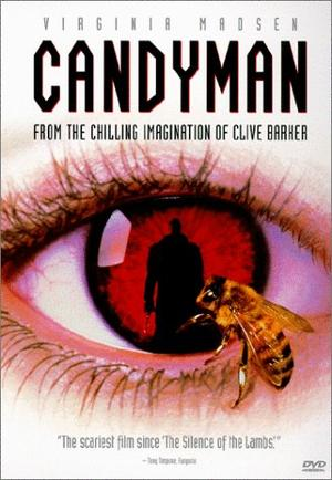 """Poster art for """"Candyman""""."""