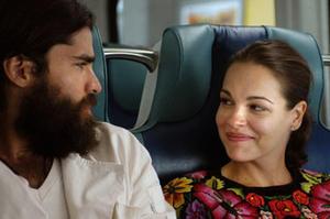 "Eduardo Verástegui and Tammy Blanchard in ""Bella."""