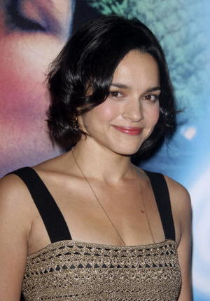 """My Blueberry Nights"" star Norah Jones at the Paris premiere."