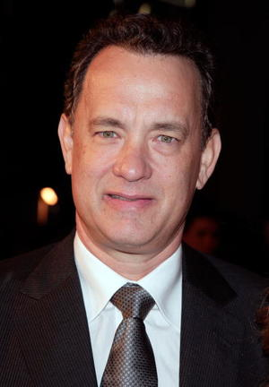 """Charlie Wilson's War"" star Tom Hanks at the L.A. premiere."