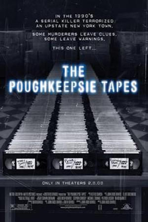 "Poster art for ""The Poughkeepsie Tapes."""