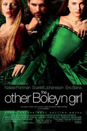"Poster art for ""The Other Boleyn Girl."""