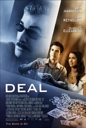 "Poster art for ""Deal."""