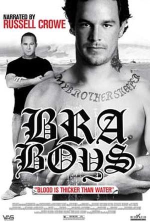 """Poster art for """"Bra Boys."""""""