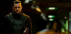 "Ray Stevenson as Frank Castle in ""Punisher: War Zone."""