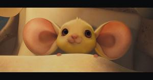 "A scene from ""The Tale of Despereaux."""