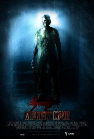 "Poster Art for ""Midnight Movie."""