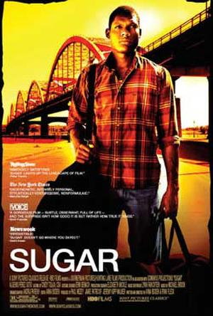 "Poster art for ""Sugar."""
