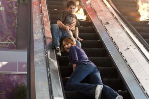 "Bobby Campo as Nick and Shantel Vansanten as Lori in ""Final Destination: Death Trip."""