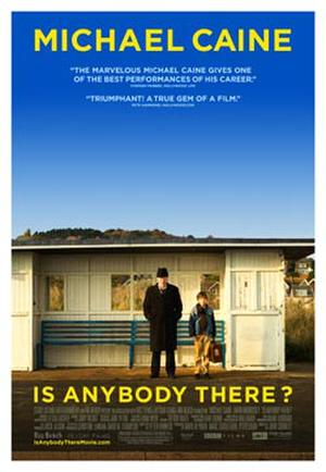 "Poster art for ""Is Anybody There?"""