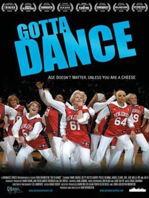 """Poster art for """"Gotta Dance."""""""