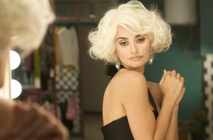 "Penelope Cruz as Lena/Pina in ""Broken Embraces."""