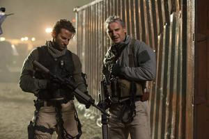 """Bradley Cooper and Liam Neeson in """"The A-Team."""""""