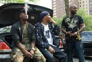 """Don Cheadle and Hassan Johnson in """"Brooklyn's Finest."""""""