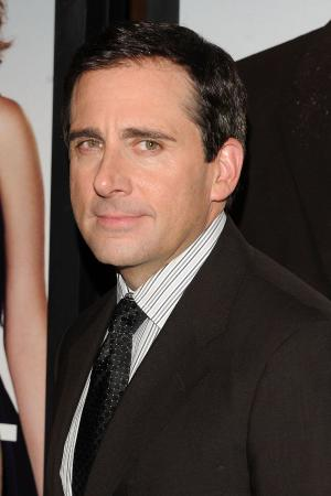 "Steve Carell at the New York premiere of ""Date Night."""