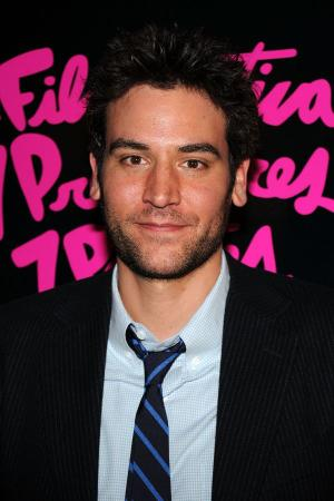 "Josh Radnor at the New York premiere of ""Happythankyoumoreplease."""